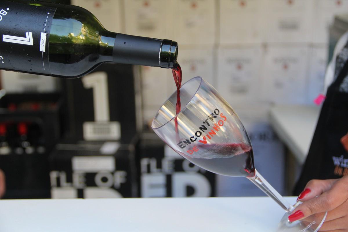Campinas recebe encontro de vinhos com música ao vivo e stands de restaurantes