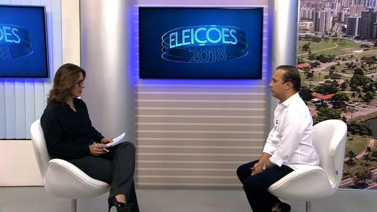 Valadares Filho, candidato ao governo de Sergipe, é entrevistado no SE2