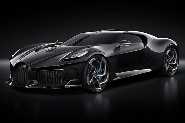 Resultado de imagem para Bugatti La Voiture Noire