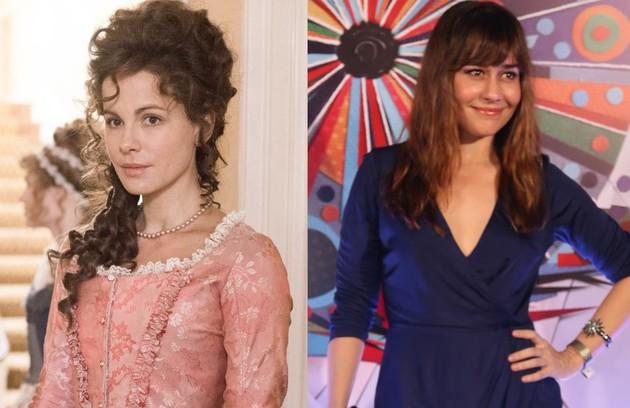 A vilã Susana (Alessandra Negrini) é inspirada em Lady Susan, protagonista do livro homônimo de Jane Austen. No filme 'Amor e amizade', inspirado na obra, o papel coube a Kate Beckinsale (Foto: Reprodução)