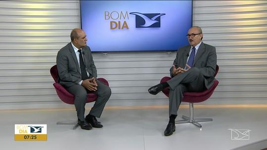 César Pires fala sobre a situação da saúde no Maranhão no Bom Dia Mirante