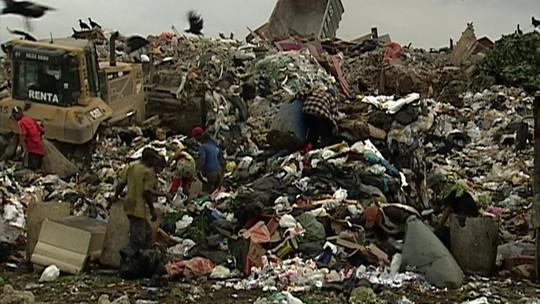 GloboNews Especial destaca o fim do Lixão da Estrutural, em Brasília