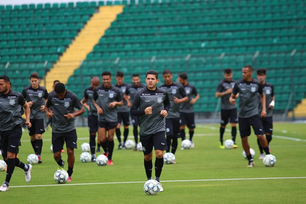 Diego Renan Figueirense — Foto: Vinicius Nunes/FFC