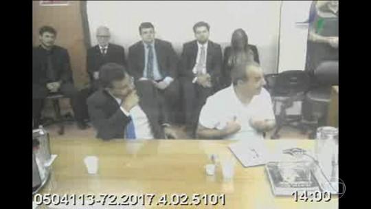 Em novo depoimento ao juiz Marcelo Bretas, Cabral se diz arrependido