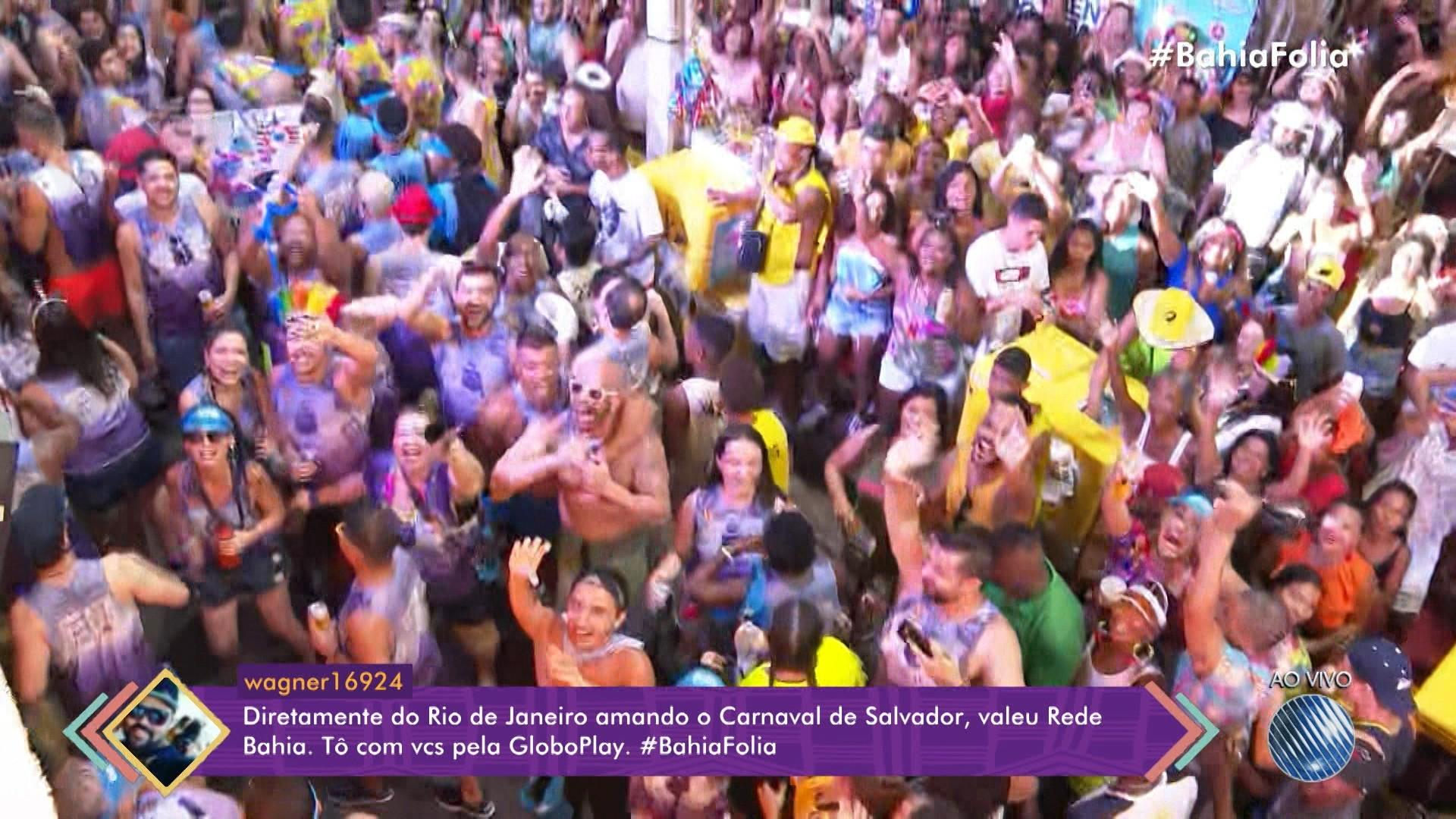 Carnaval de Salvador: sábado, 22 de fevereiro de 2020