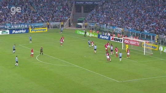 Grêmio 0 (3x2) 0 Inter: veja os melhores momentos e as cobranças de  pênaltis