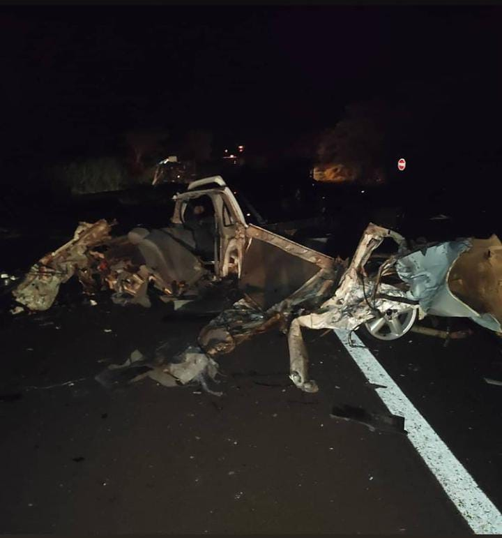 Jovem de 20 anos morre em capotamento em rodovia que liga Borborema a Pongaí