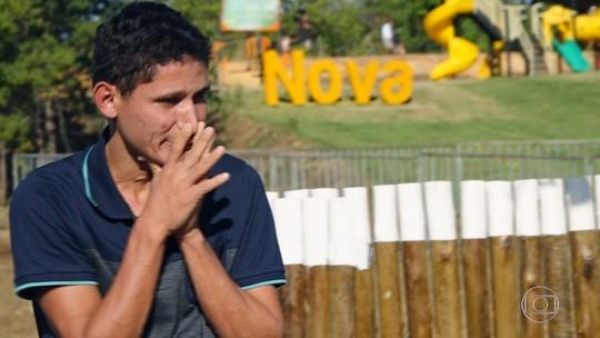 'Caldeirão ao Cubo': Relembre a história de Danilo no 'Lar Doce Lar'