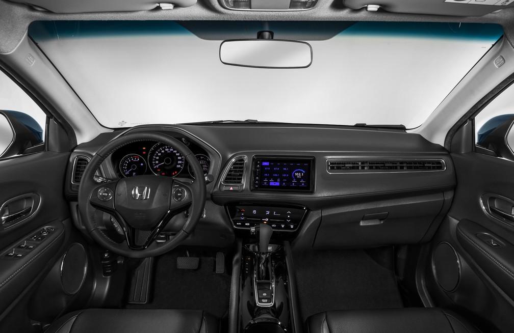 Honda HR-V EXL — Foto: Divulgação