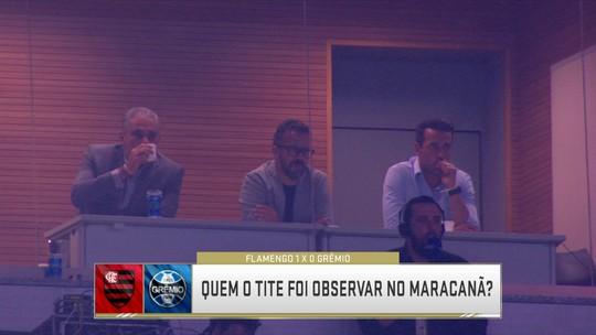 Gostou, Tite? Comentaristas analisam desempenho de possíveis convocados de Flamengo e Grêmio