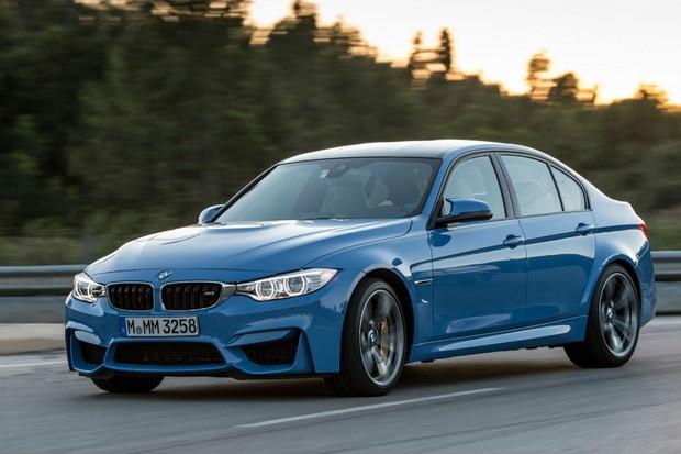 BMW M3 Sedan (Foto: D)