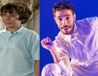 "Lembra dele? No ar na reprise de 'Paraíso Tropical', Vitor Novello estreia musical: ""Muito feliz"""