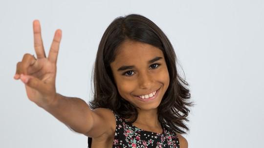 Saiba tudo sobre Alane Freitas, participante do 'The Voice Kids'
