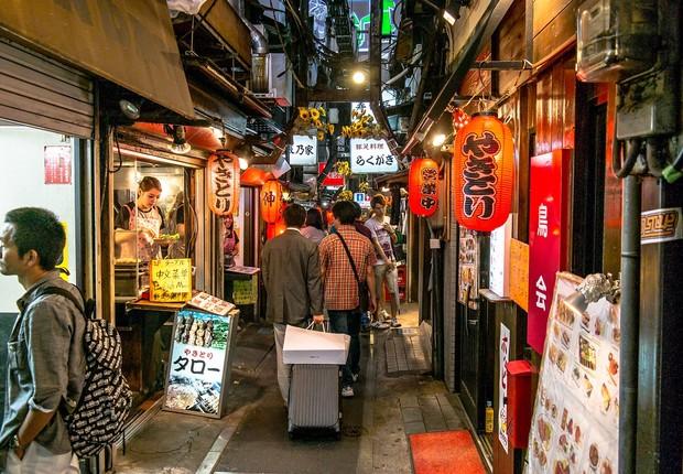 Tóquio recebeu o título de cidade com melhor reputação do mundo, segundo o Reputation Institute, graças à lideranças mais respeitadas e governo eficaz (Foto: Pixabay)