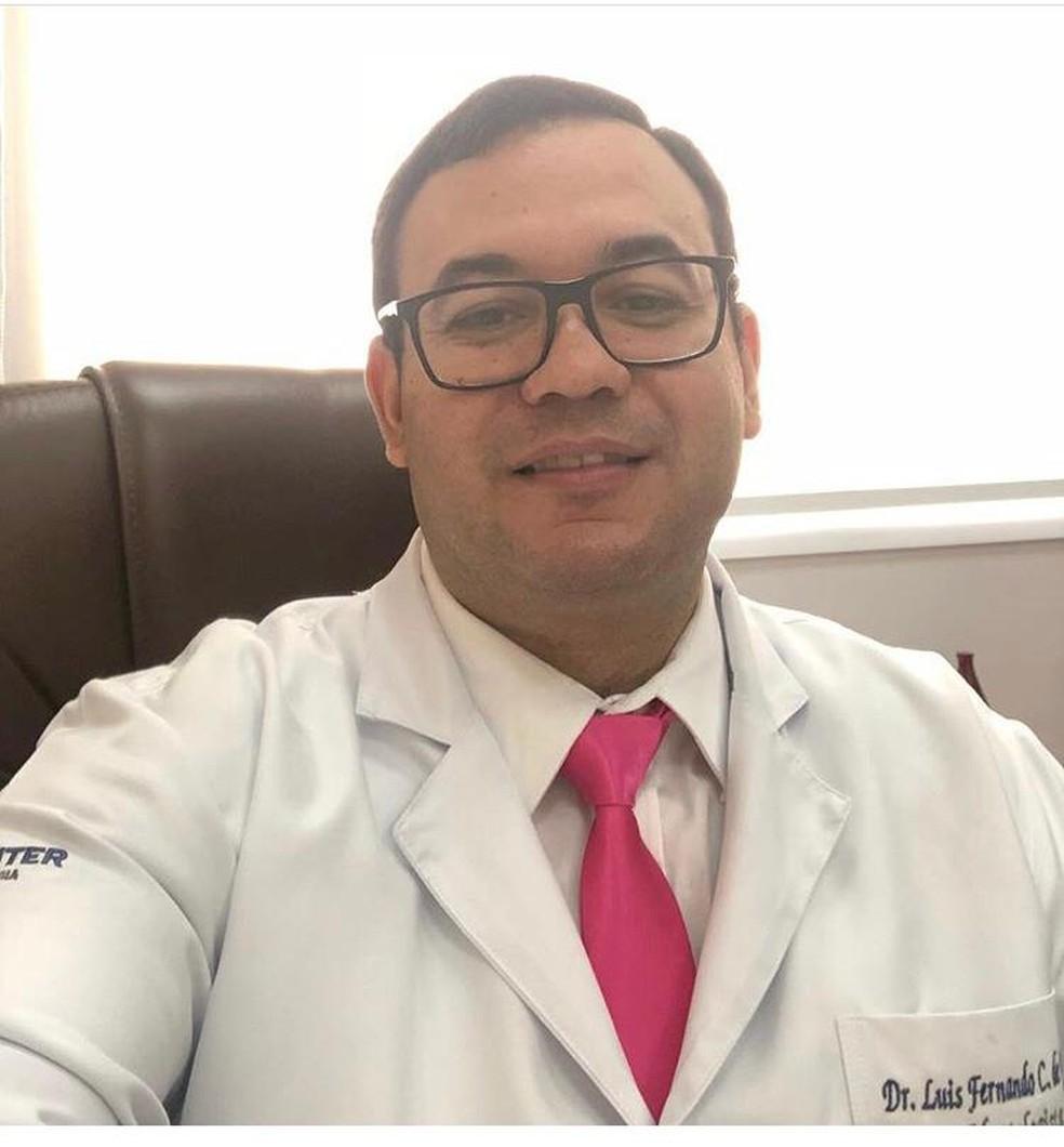 Luís Fernando Correa de Barros, mastologista e cirurgião oncológico. — Foto: Assessoria