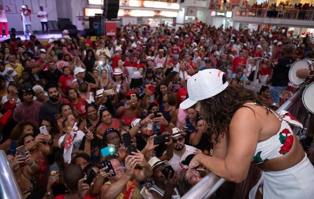 Viviane Araújo (Foto: Alex Nunes/Divulgação)