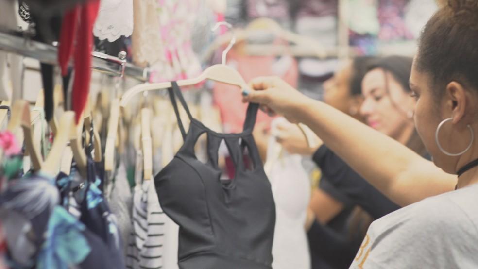 9da93100b Shopping traz lojas de fábrica do Brás para o centro de São José dos ...