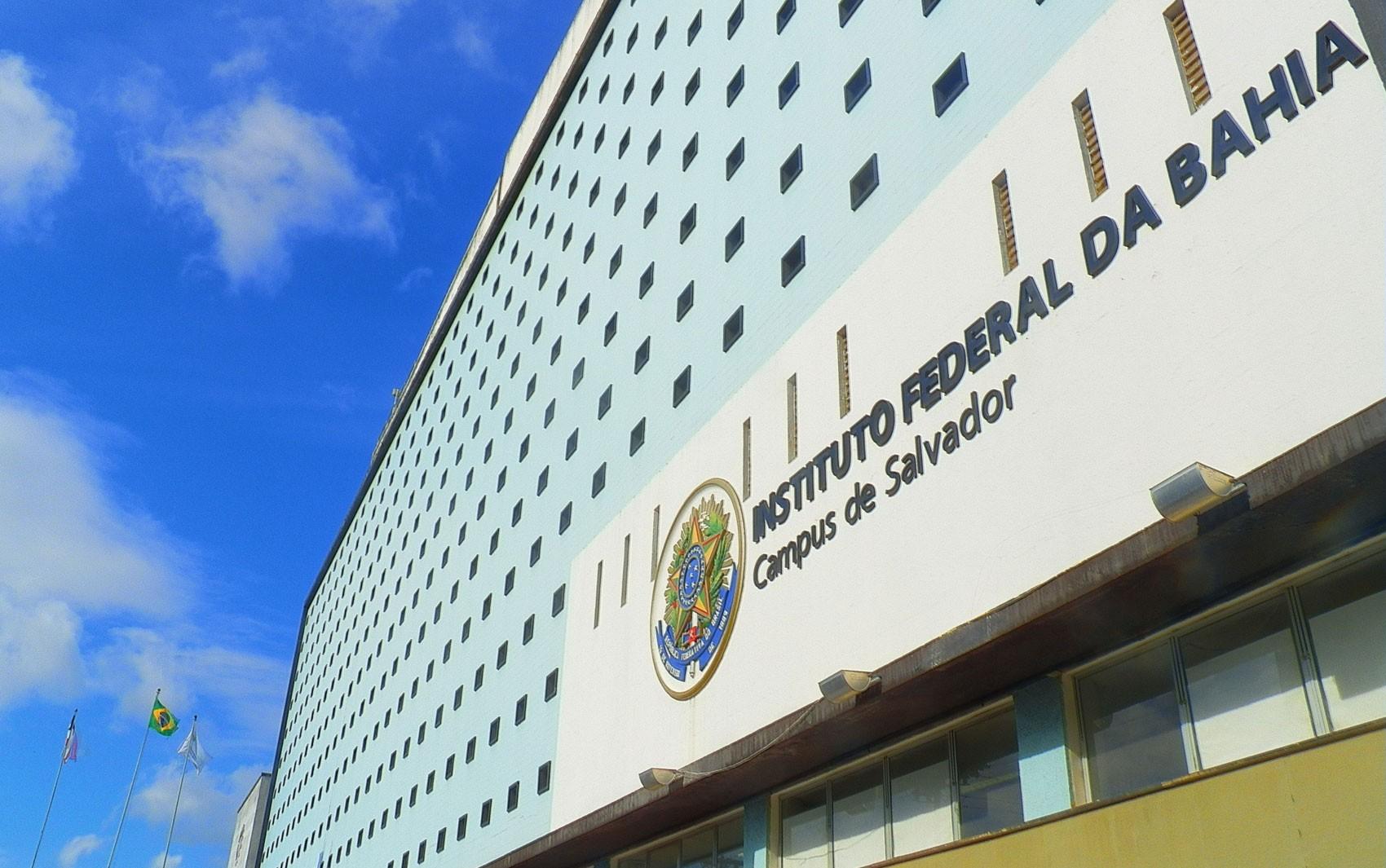 IFBA divulga edital com 182 vagas residuais de ensino superior em Salvador; saiba como se inscrever