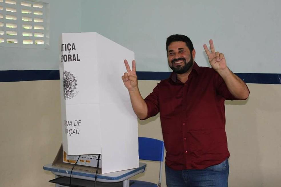 Hélio dos Terrenos é o novo prefeito de Belo Jardim (Foto: Divulgação/Assessoria)