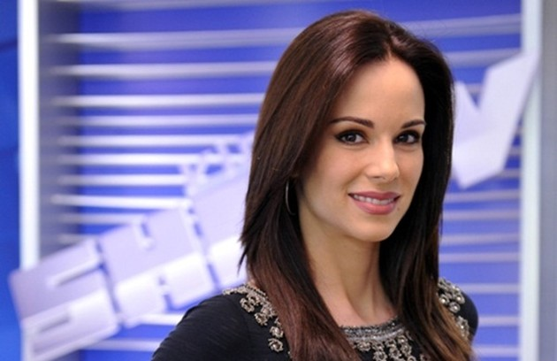 Ana Furtado começou a apresentar o 'Video show' em 2009 e permaneceu no posto até 2013 (Foto: Alex Carvalho/TV Globo)