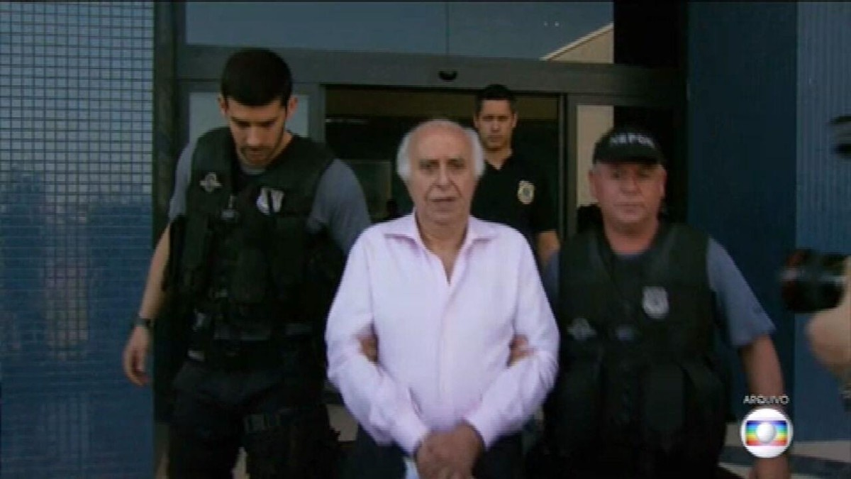 Justiça determina retorno de Roger Abdelmassih à prisão