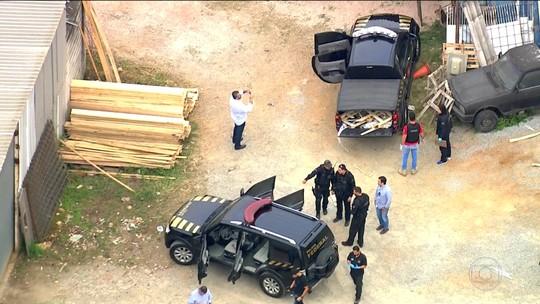 Polícia de São Paulo ainda procura bandidos que roubaram ouro do Aeroporto de Cumbica