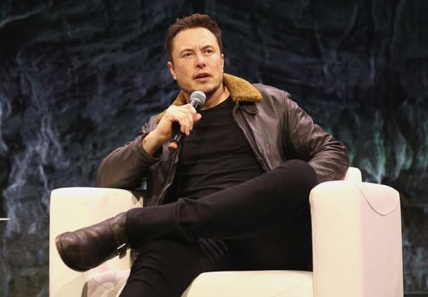 Elon Musk no SXSW 2018 (Foto: Diego Donamaria/Getty Images for SXSW)