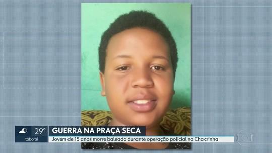 Família de jovem morto pela PM na Praça Seca diz que ele não era criminoso e sofria de autismo