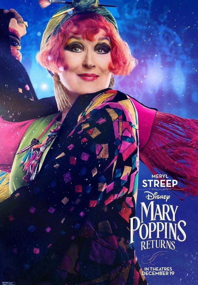 Meryl Streep é Topsy (Foto: Divulgação)