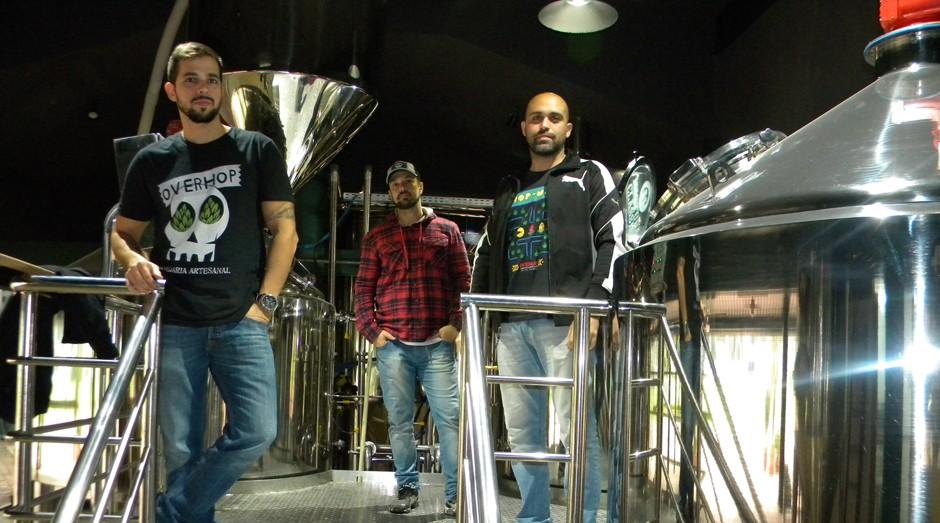 sócios, overhop, cerveja (Foto: Reprodução/Pexels)