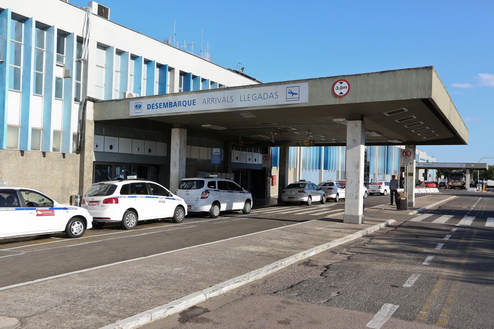 Aeroporto Internacional Salgado Filho passa a concentrar todas as operações no mesmo terminal - Notícias - Plantão Diário