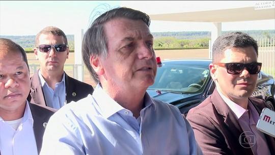 Bolsonaro diz que deve cortar R$ 2,5 bi de ministério, sem especificar qual
