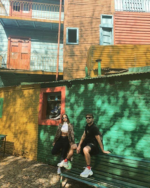 Anitta e Thiago Fortes (Foto: Reprodução)