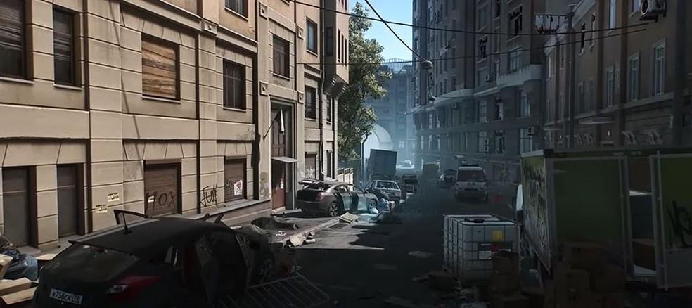 Escape from Tarkov é desenvolvido pela Battlestate Games — Foto: Reprodução/Summer Game Fest 2021