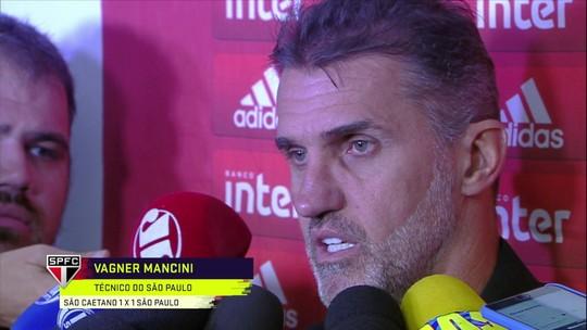 """Mancini, sobre a crise com o Jean: """"Conheço ele desde que tem 14 anos"""""""