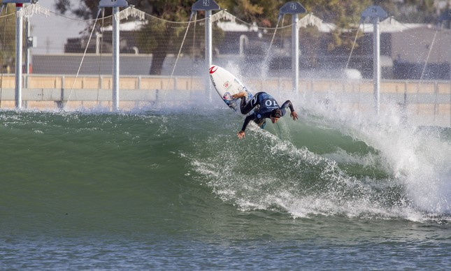 Gabriel Medina no Surf Ranch