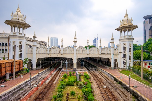 13 estações de trem mais bonitas do mundo (Foto: Getty Images/iStockphoto)
