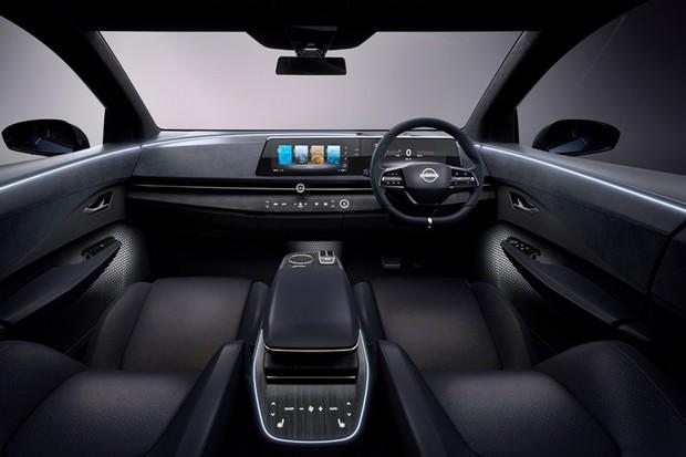 Nissan ariya concept (Foto: Divulgação )