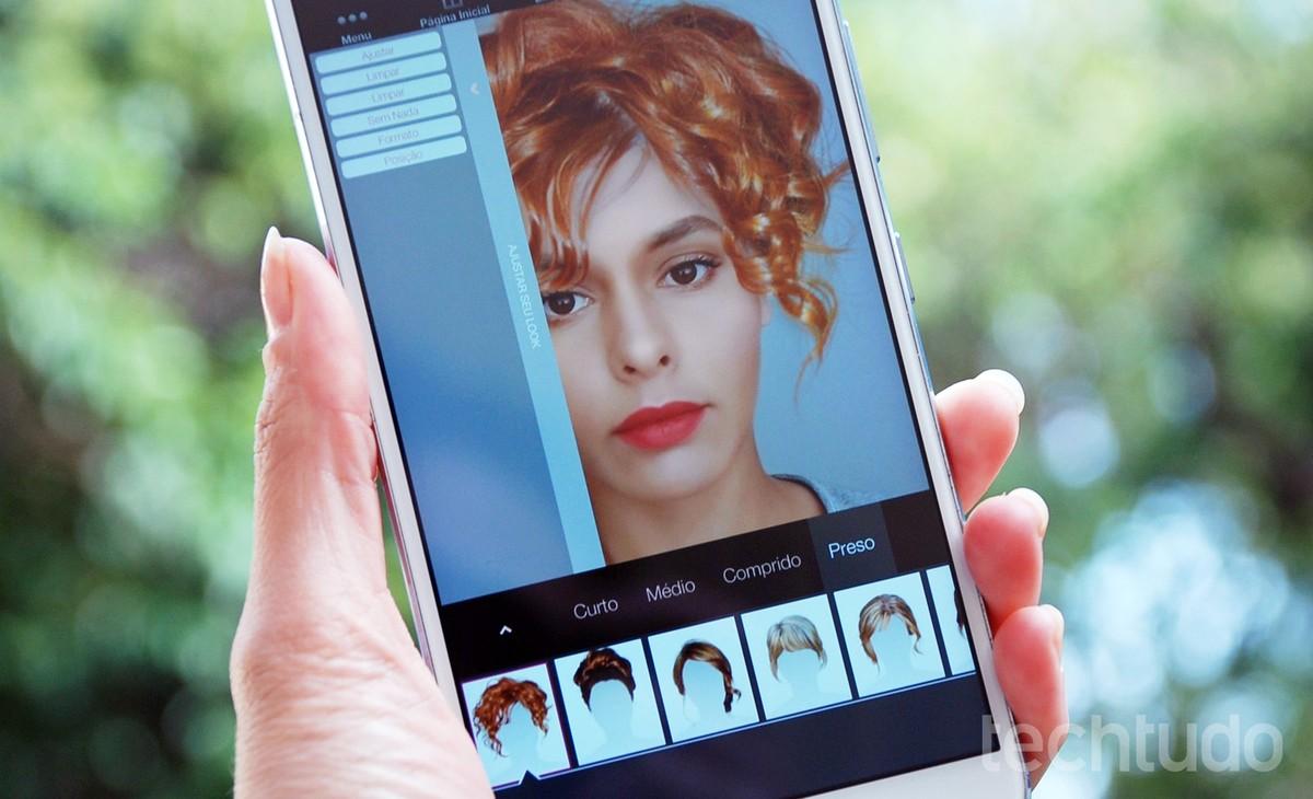 Aplicativo para corte de cabelo: veja como testar antes de mudar o visual