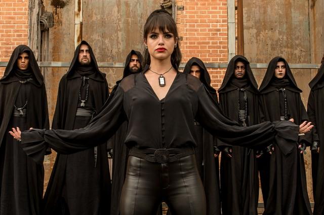 Agatha Moreira em 'Missão cupido' (Foto: Divulgação)