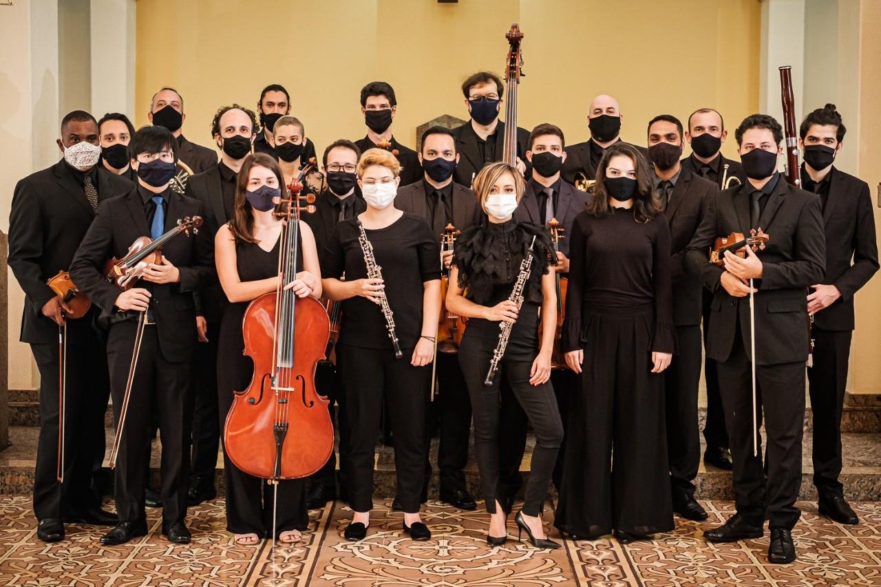 Orquestra a apresenta obra clássica 'Música Aquática' em Jaguariúna