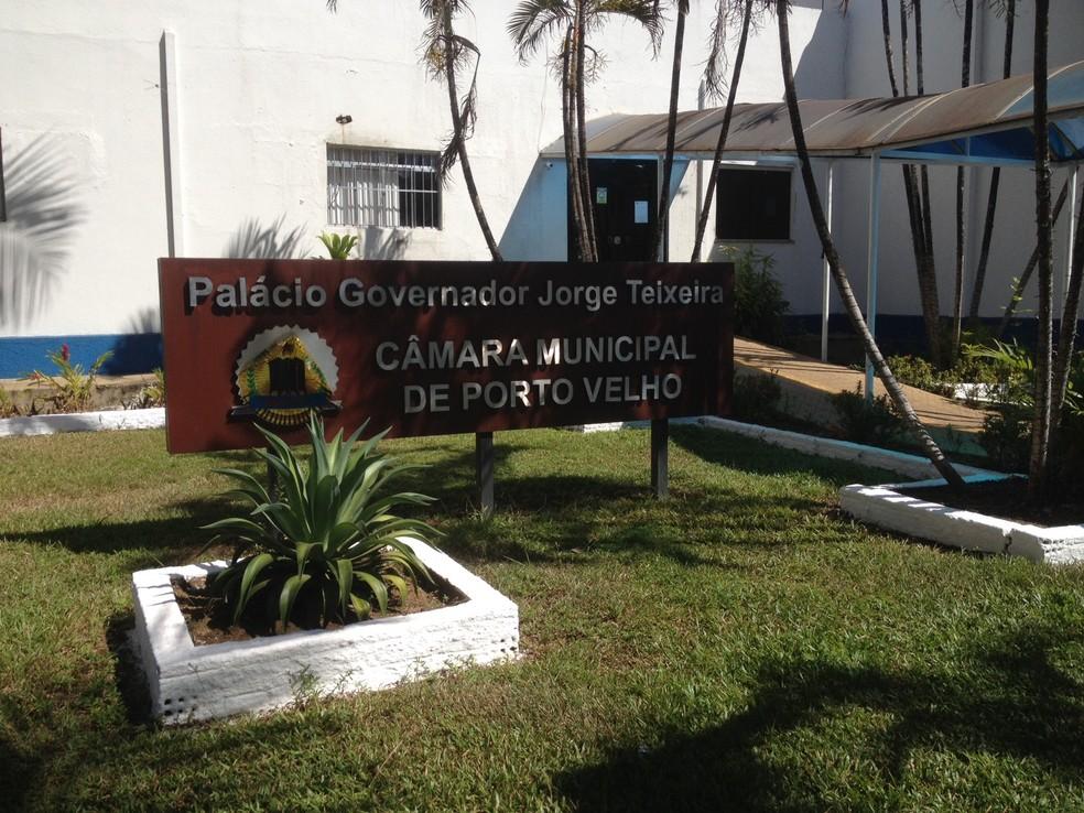 Câmara Municipal de Porto Velho está com vagas abertas para os níveis médio e superior — Foto: Foto ilustrativa/Ísis Capistrano