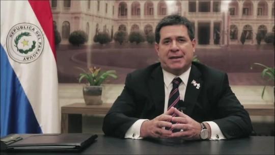 Palácios: ex-presidente do Paraguai está à disposição da Justiça brasileira, diz defesa