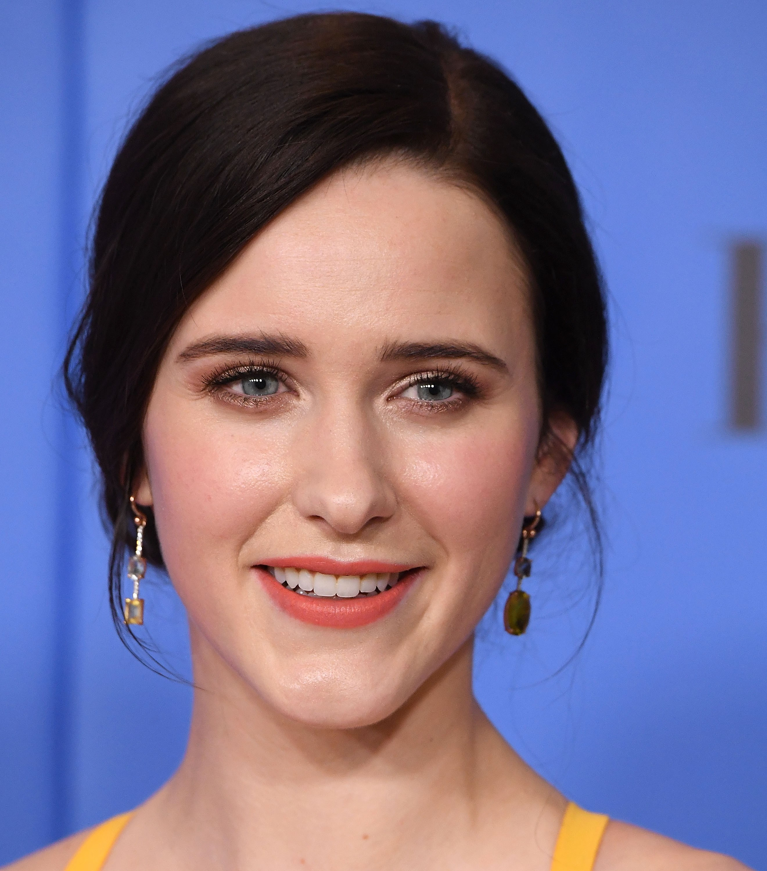 BEVERLY HILLS, CA - JANUARY 06:  Rachel Brosnahan poses at the 76th Annual Golden Globe Awards at The Beverly Hilton Hotel on January 6, 2019 in Beverly Hills, California.  (Photo by Steve Granitz/WireImage,) (Foto: WireImage,)