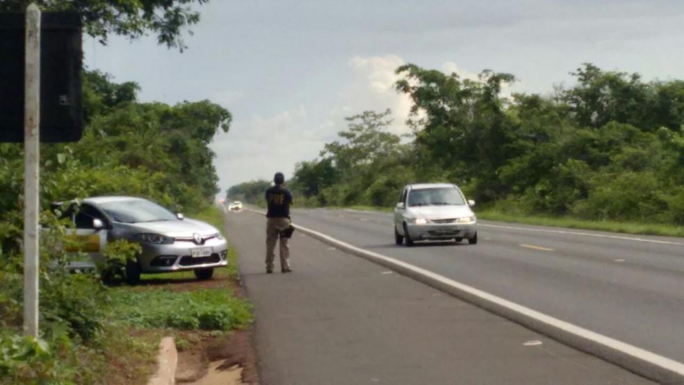 Fiscalização está prevista para acontecer em todas as BR´s no Piauí  (Foto: Pedro Santiago/G1)