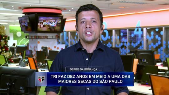 Dez anos após tri, jornalista vê São Paulo em busca de organização: ''Viveu do passado''
