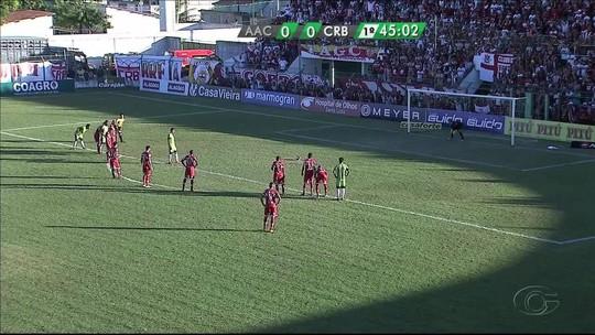Veja os gols de Coruripe 1x2 CRB