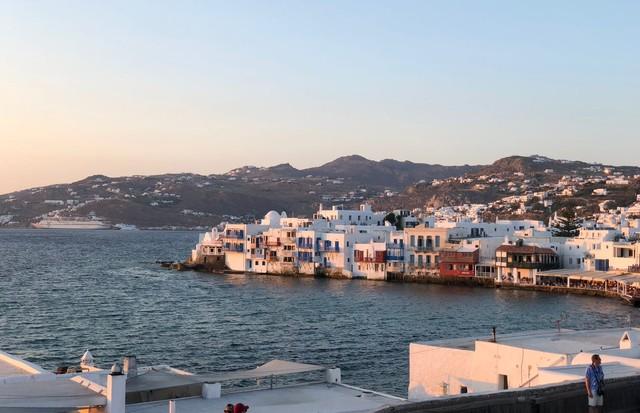 Mykonos (Foto: arquivo pessoal)