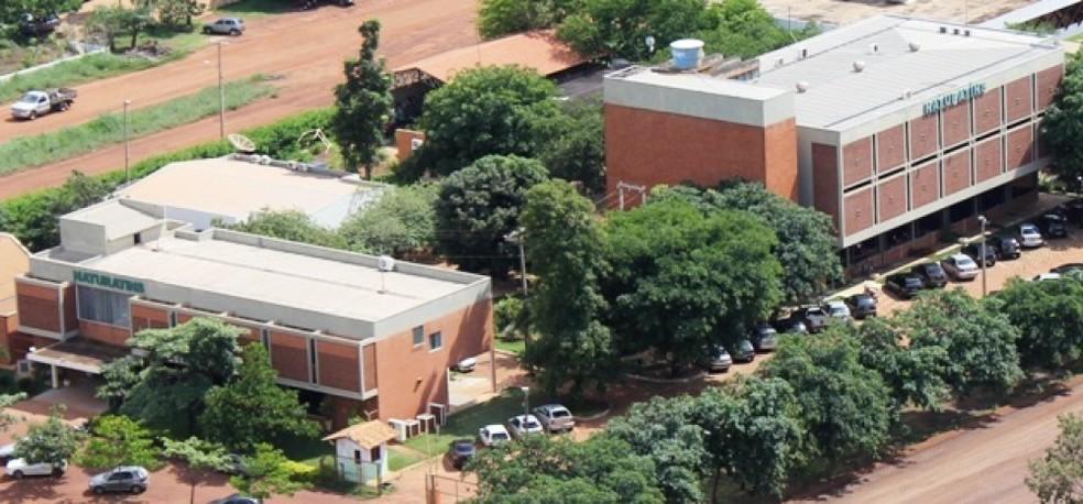 Sede do Naturatins em Palmas — Foto: Divulgação