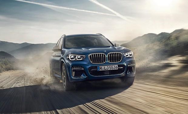 [BMW] X3 (Foto: DIVULGAÇÃO)